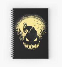 Jack's Nightmare Spiral Notebook