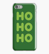 Ho-Ho-Ho iPhone Case/Skin