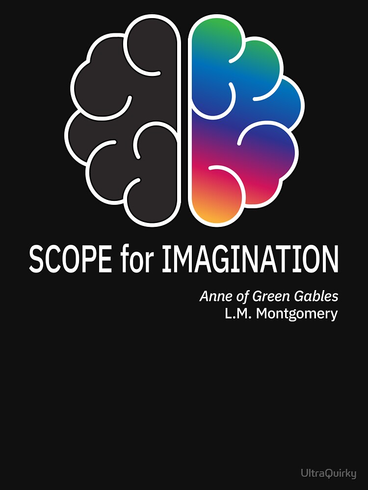 Scope for Imagination. by UltraQuirky