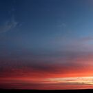 Morning Sky In Colors Of France   Napeague, New York by © Sophie W. Smith