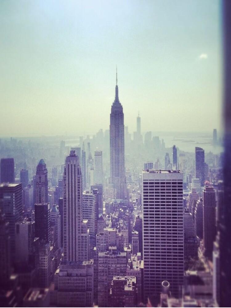New York by leftbrain666