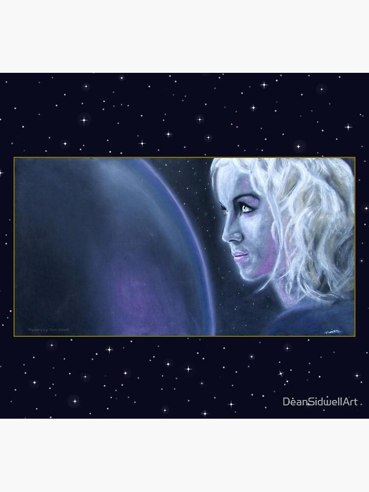 Mystery: Original drawing by Dean Sidwell by DeanSidwellArt