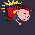 Bullshit Man - Karl Pilkington T Shirt by WhiteCurl