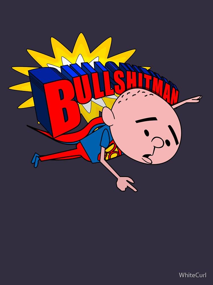 Bullshit Man - Karl Pilkington T Shirt | Unisex T-Shirt