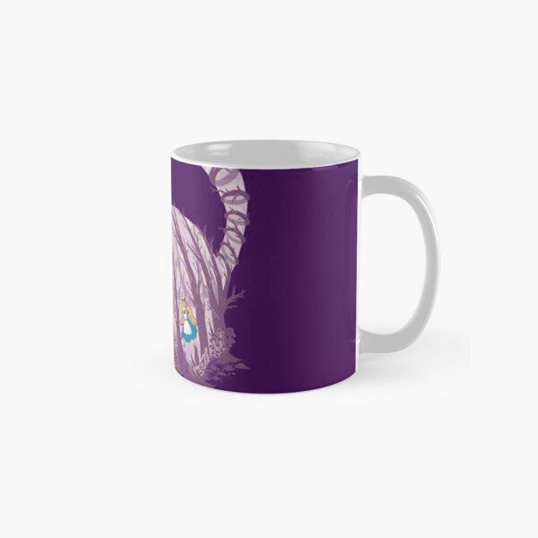 Inside wonderland (cheshire cat) Classic Mug
