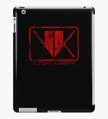 Voight-Kampff Distressed iPad Case/Skin
