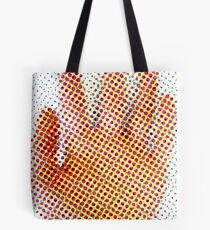 Spotty Hand Tote Bag
