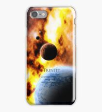 Where No Man Has Gone Before-Trinity iPhone Case/Skin