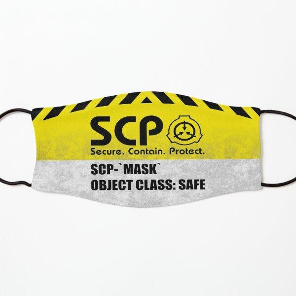 """SCP """"MASK""""  Kids Mask"""
