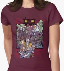 The Cabin in the Woods Women's Fitted T-Shirt