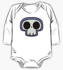 Grave Logo Version 2 One Piece - Long Sleeve