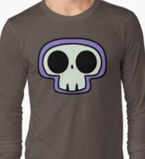 Grave Logo Version 2 Long Sleeve T-Shirt
