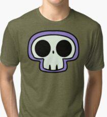 Grave Logo Version 2 Tri-blend T-Shirt