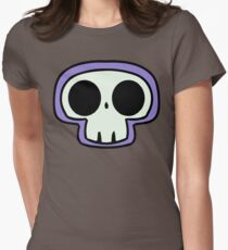 Grave Logo Version 2 Women's Fitted T-Shirt