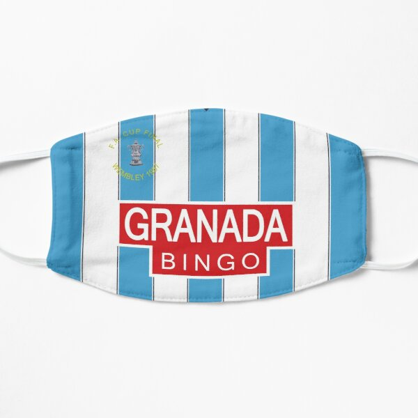 Coventry City Classic Cup Detail Kit 1986 - 1987 Mask