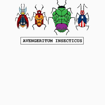 Avengeritum Insecticus  by YayzusInsectus