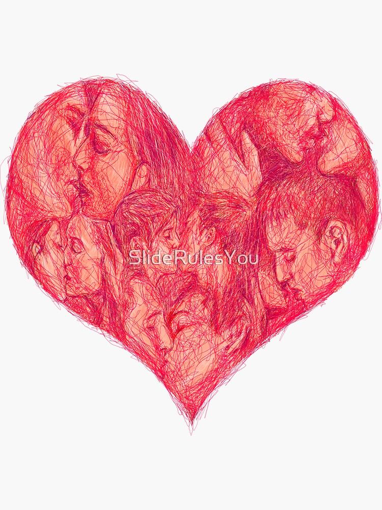 Kiss by SlideRulesYou