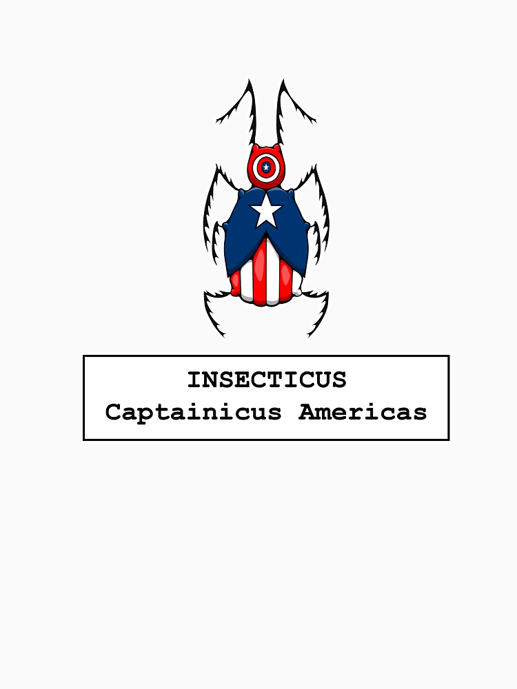 Insecticus Captainicus Americas by YayzusInsectus