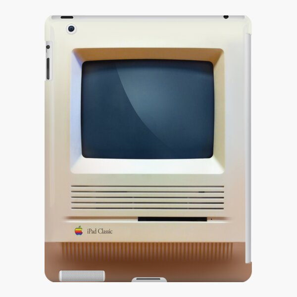 iPad Classic Retro Macintosh iPad Case iPad Snap Case