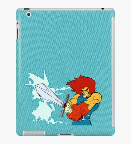 A call to arms  iPad Case/Skin
