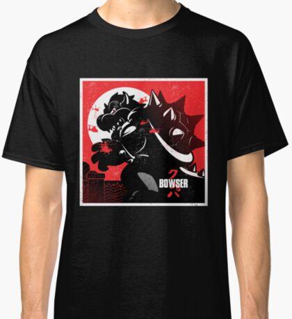 Bowserzilla Classic T-Shirt