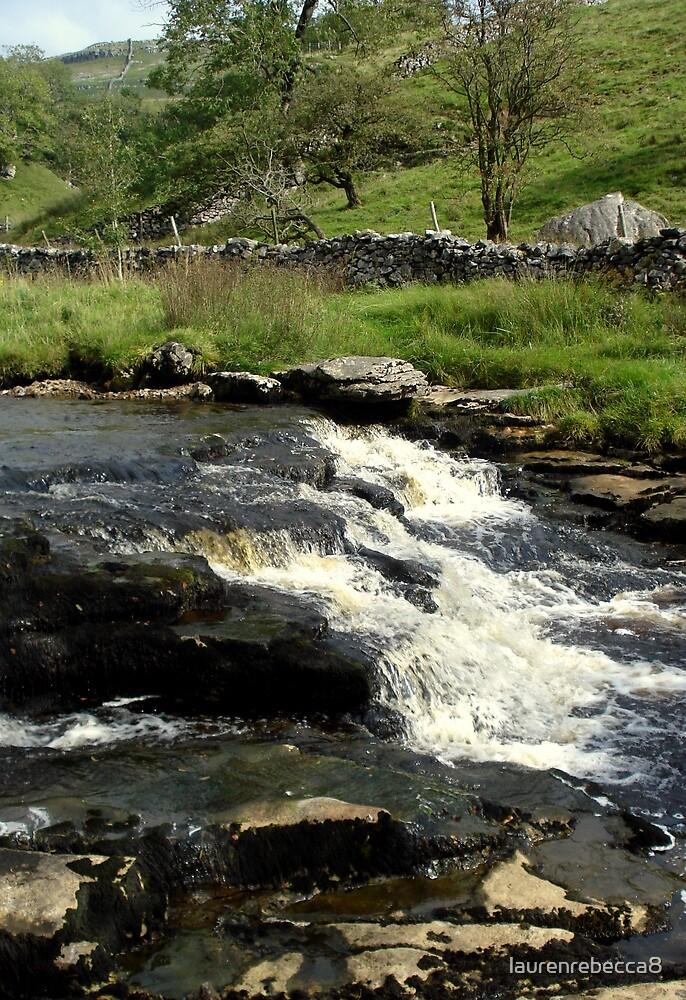 Ingleton waterfalls by laurenrebecca8