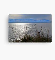 Balintore Sea View Canvas Print