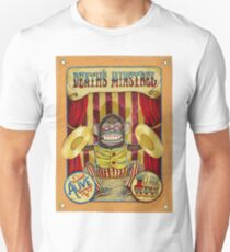 Death's Minstrel: Jolly Chimp Sideshow Banner Unisex T-Shirt
