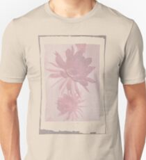12th Doctor Negative Flower T-Shirt Unisex T-Shirt
