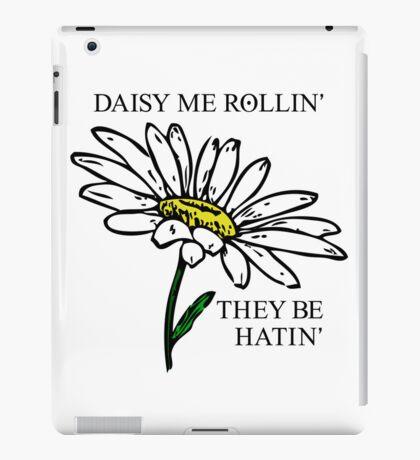 Daisy Me Rollin' iPad Case/Skin