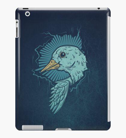 Tweeting Tom iPad Case/Skin