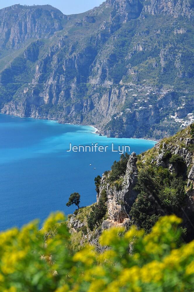 Amalfi Coast, Italy by Jennifer Lyn