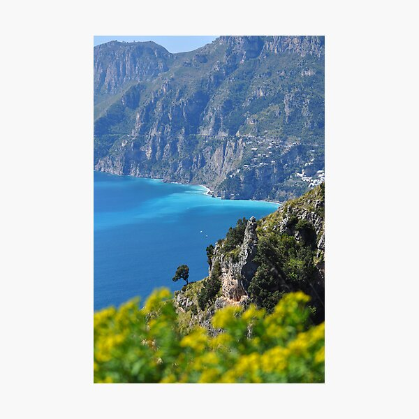 Amalfi Coast, Italy Photographic Print