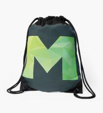 Facet M Drawstring Bag