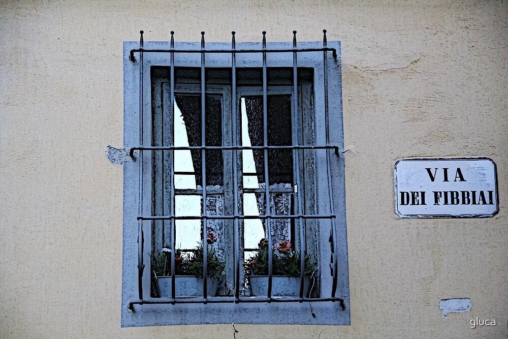 Via dei Fibbiai - Florence by gluca