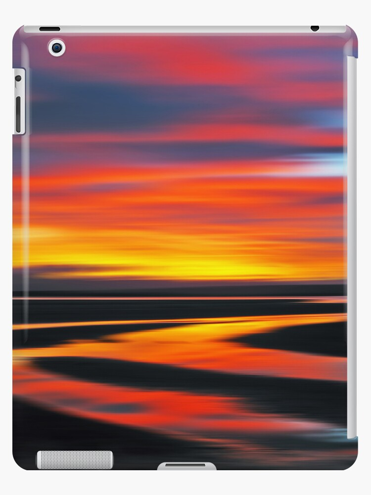 Apple Design iPad Cover Wetlands Twilight by David Alexander Elder