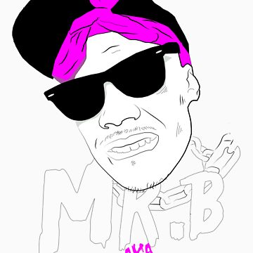 Mr.B  by mxrgvn
