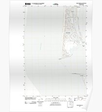 USGS Topo Map Washington State WA Point Brown 20110706 TM Poster