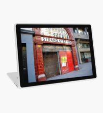 Strand Station, London Laptop Skin