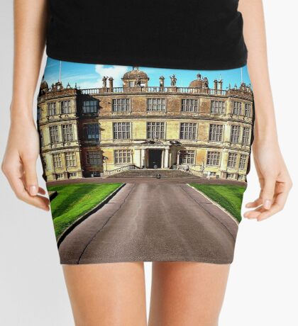 Longleat House-Wiltshire-England Mini Skirt