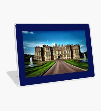 Longleat House-Wiltshire-England Laptop Skin