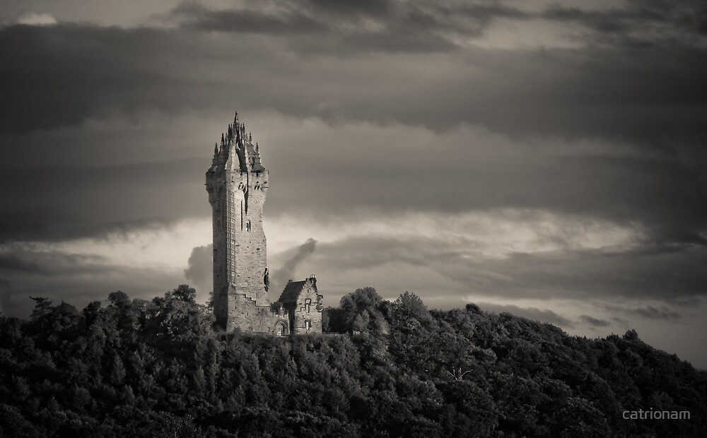 Wallace Monument by catrionam
