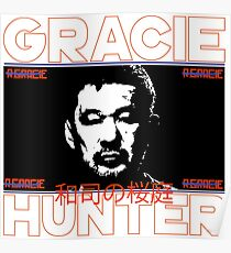 the gracie hunter Poster
