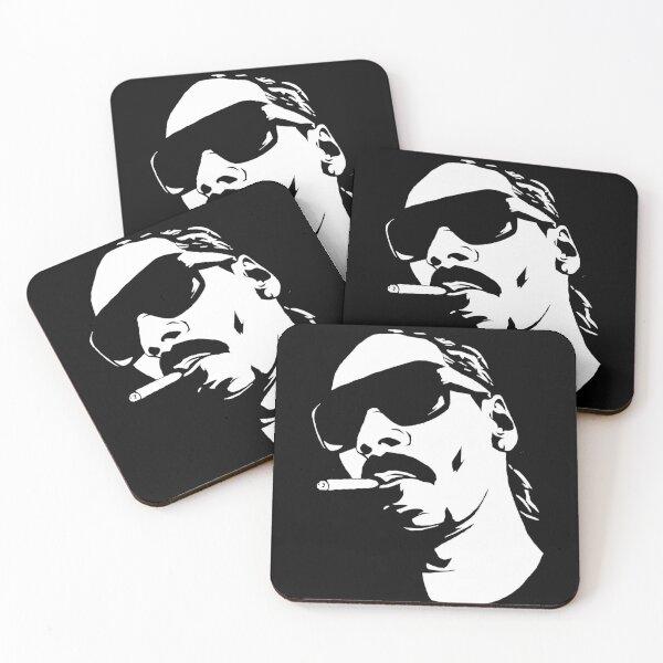 Snoop Dogg Coasters (Set of 4)