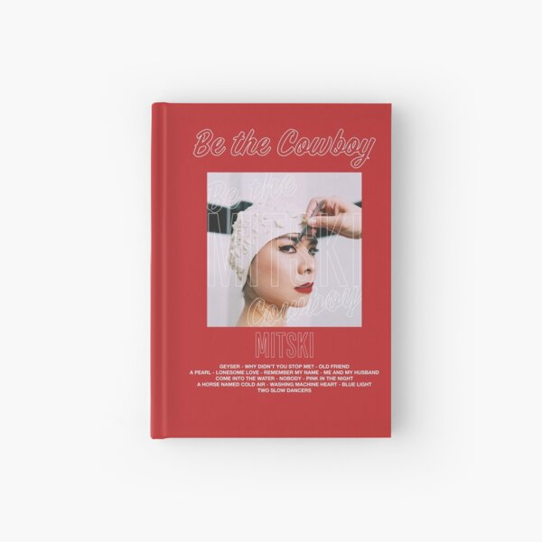 Mitski - Be The Cowboy Hardcover Journal