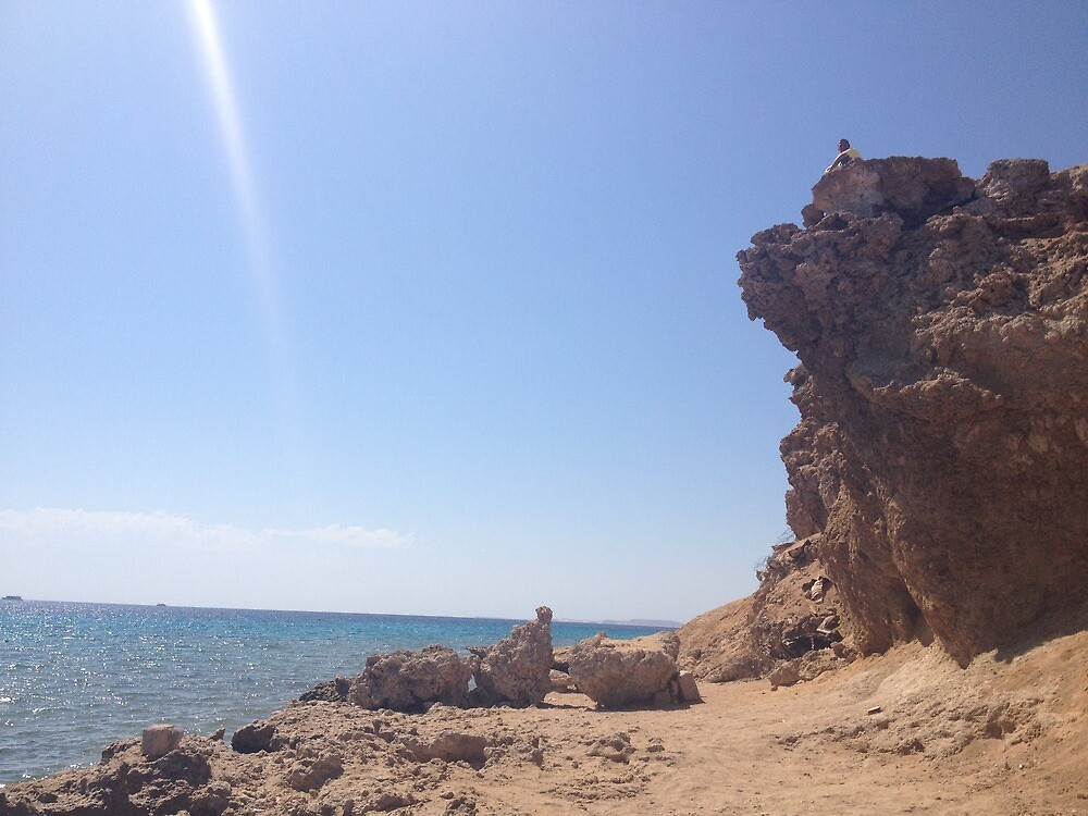 Desert Rock by RedBallooon
