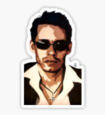 Marc Anthony Sticker