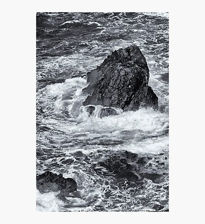 Rocks,  Point Van  2012 Photographic Print