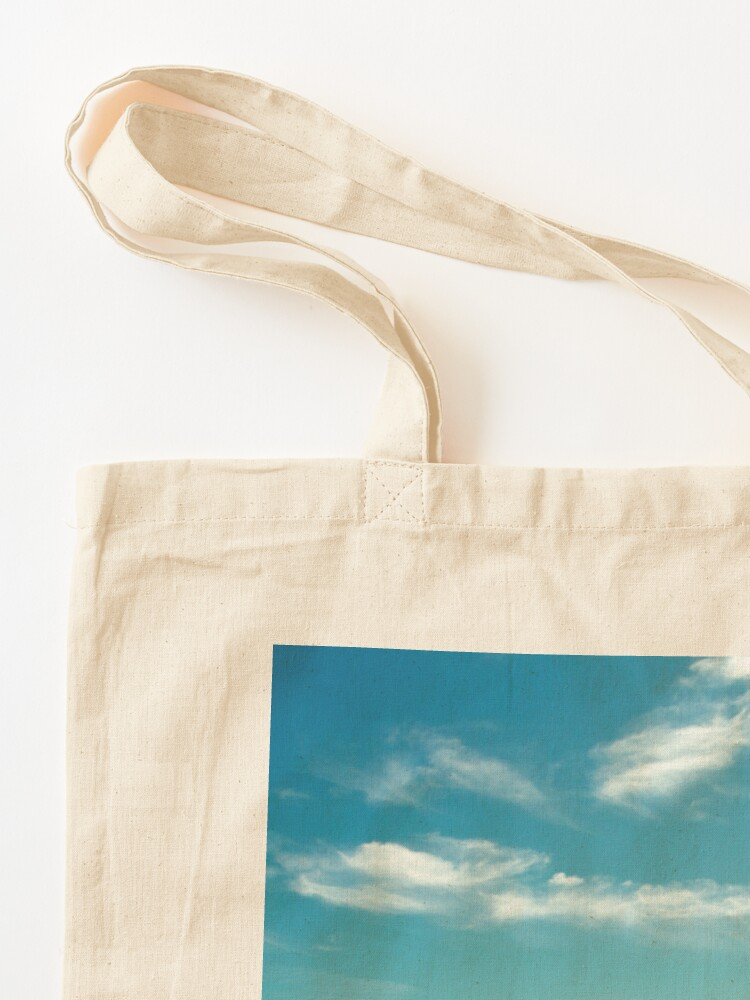 Alternate view of The swimmer Tote Bag