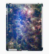 Blue Nebula iPad Case/Skin